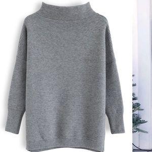 Ottoman tunic style sweater **Free People Dupe**